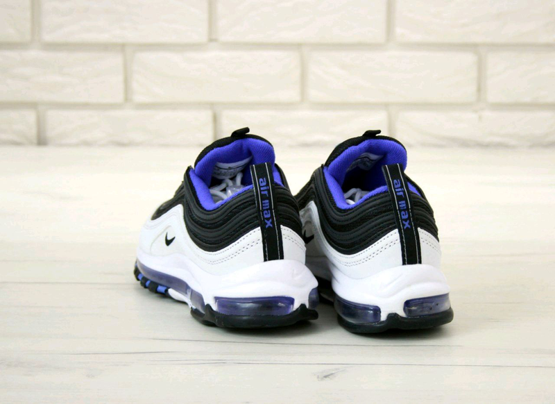 Мужские кроссовки Nike Air Max 97 - Фото 6
