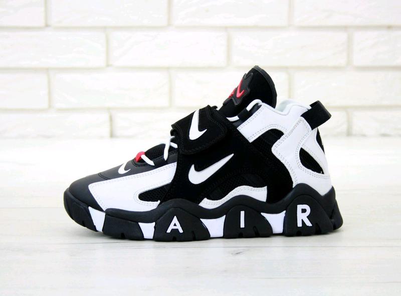 Мужские кроссовки Nike Air Barrage - Фото 4