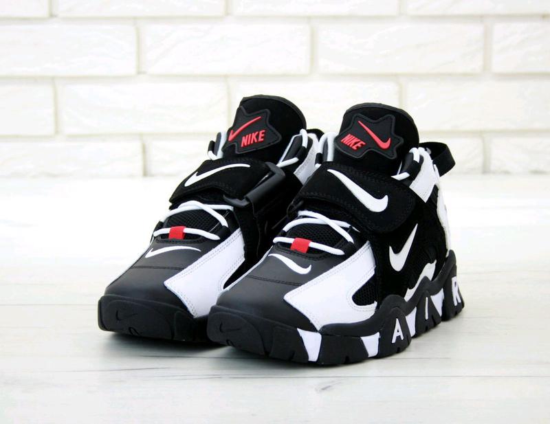 Мужские кроссовки Nike Air Barrage - Фото 6