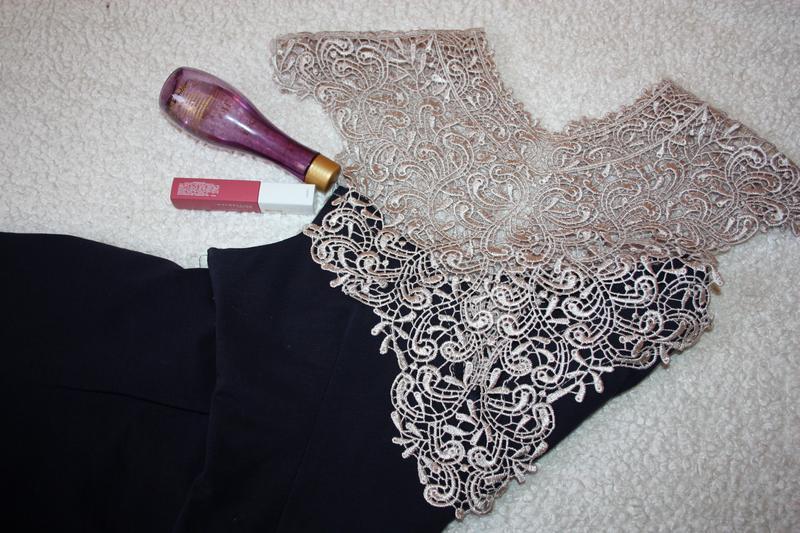 Красивое платье  с шикарным кружевом. платье миди - Фото 4