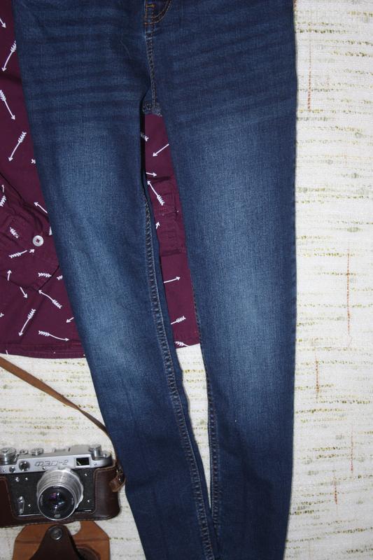 Стильные джинсы , скинни на мальчика - Фото 3