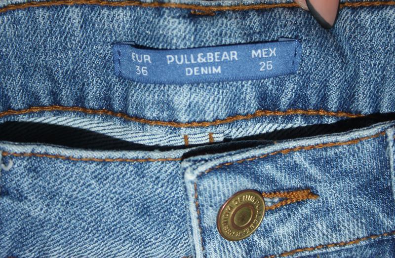 Стильные кюлоты . джинсы укороченные - Фото 3