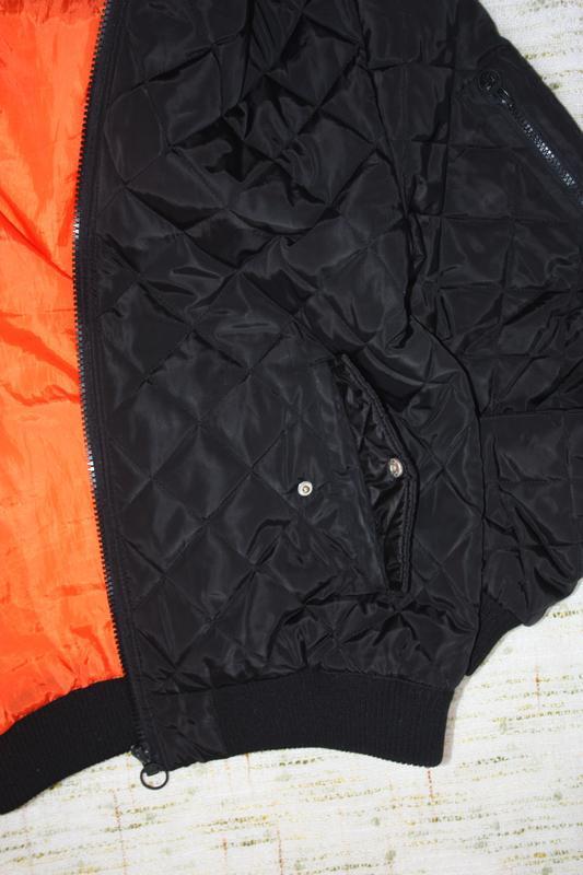 Бомбер на осень.  деми куртка - Фото 2