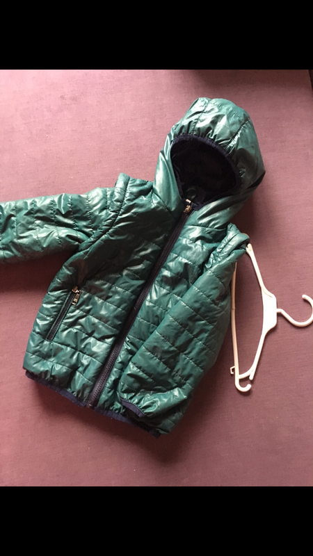 Куртка(дутик) - жилетка 4/6 годика ( не секонд ) - Фото 2