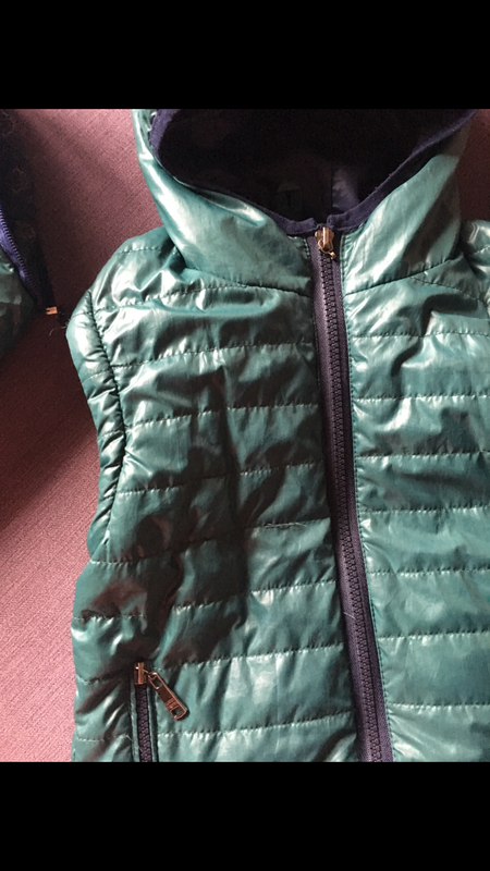 Куртка(дутик) - жилетка 4/6 годика ( не секонд ) - Фото 3