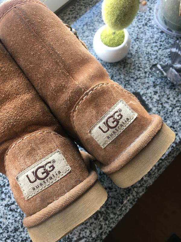 Теплющие , стильные оригинальные угги australia ugg ( 27 разме... - Фото 4