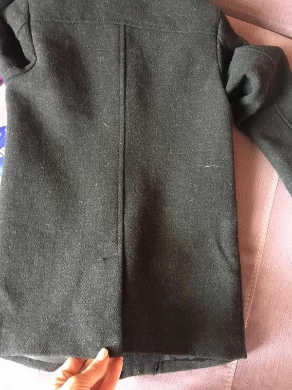 Трендовое пальто zara boys в идеале 4/6 годика - Фото 4