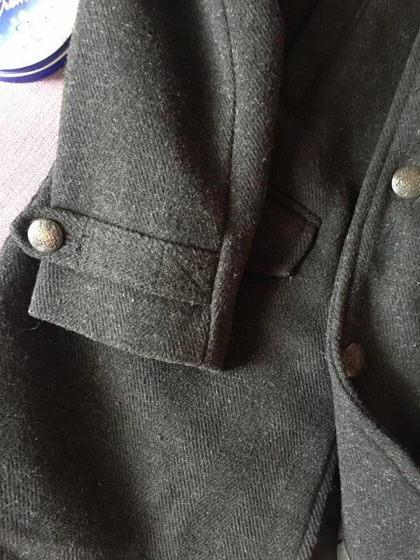 Трендовое пальто zara boys в идеале 4/6 годика - Фото 5