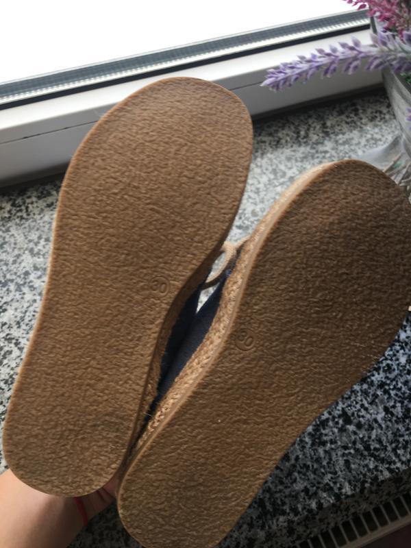 Клевые джинсовые туфли , мокасины lcwaikiki 30 размер новые - Фото 2