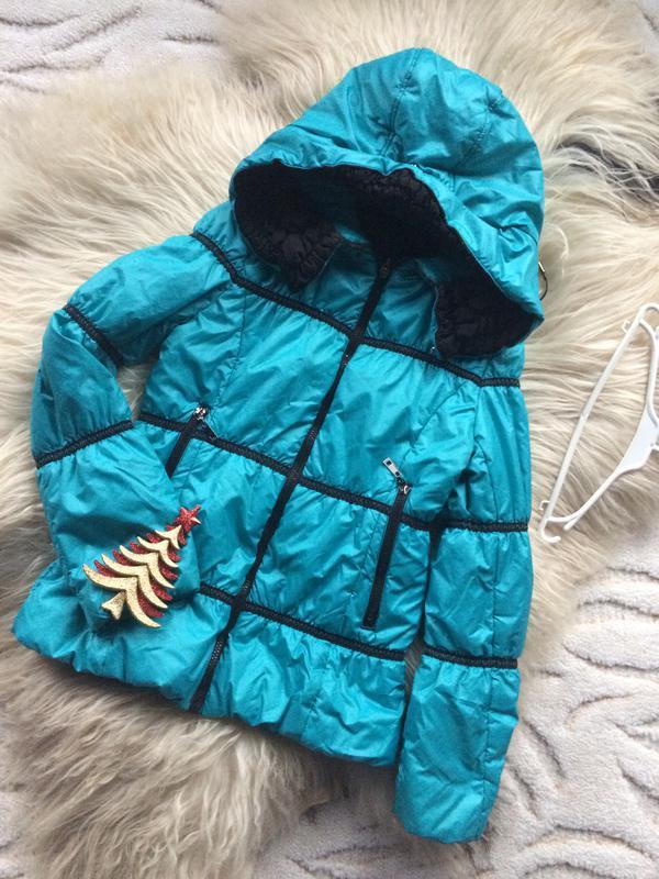 Тепленькая курточка в идеале - Фото 2
