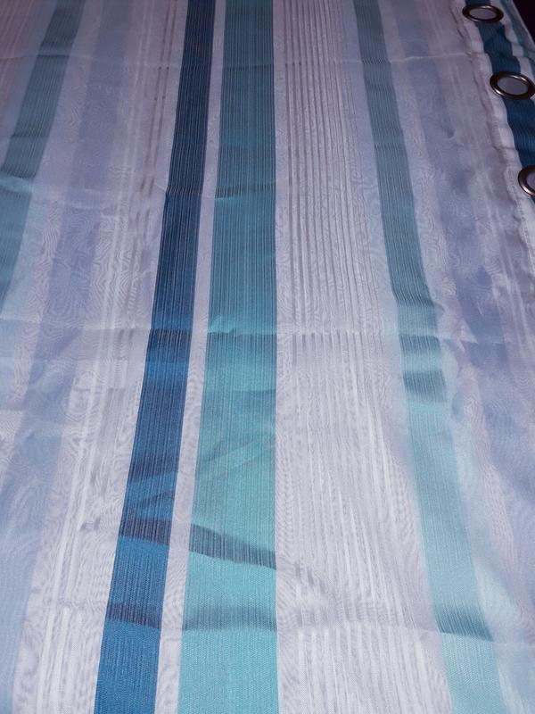 Роскошная тюль из Германии 2 шт - Фото 4
