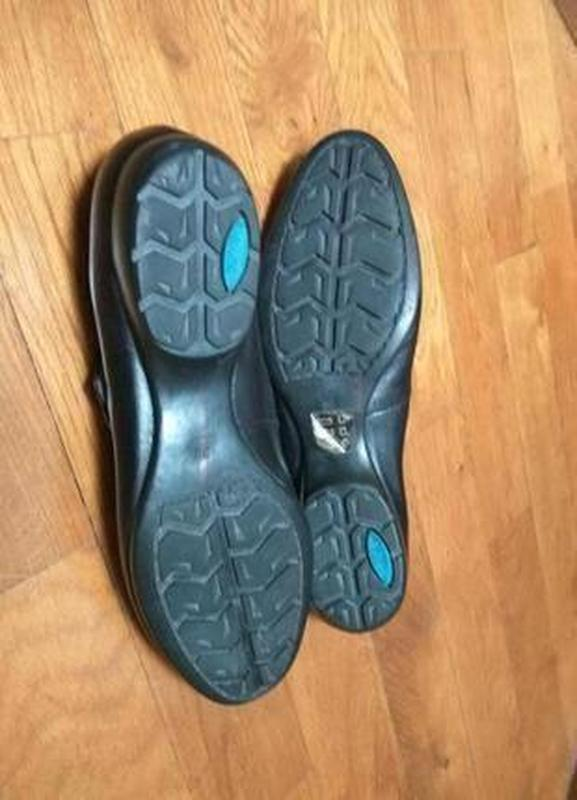 Туфли 100%кожа - Фото 5