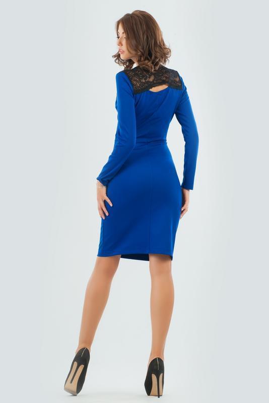 Нарядное классическое платье. бренд v&v - Фото 3