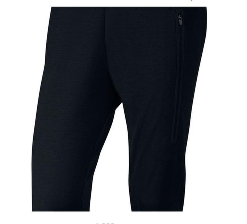 Спортивные штаны nike tech fleece pant - Фото 3