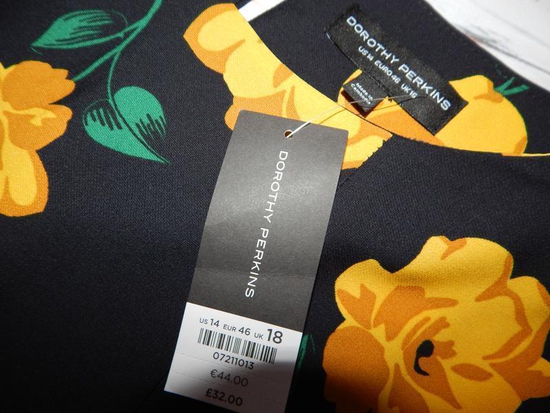 🌿эксклюзивное, невероятное женское нарядное платье в цветочный... - Фото 3