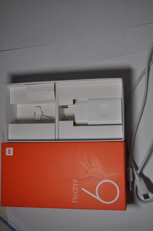 Xiaomi redmi 6 4/64 . Разом з двома чехлами - Фото 5