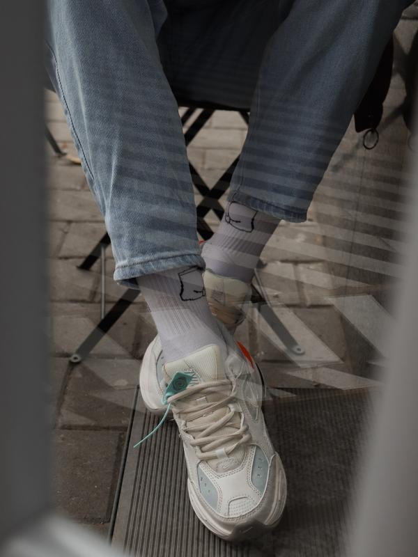 Стильные женские весенние кроссовки nike m2k tehno /весна/лето... - Фото 5