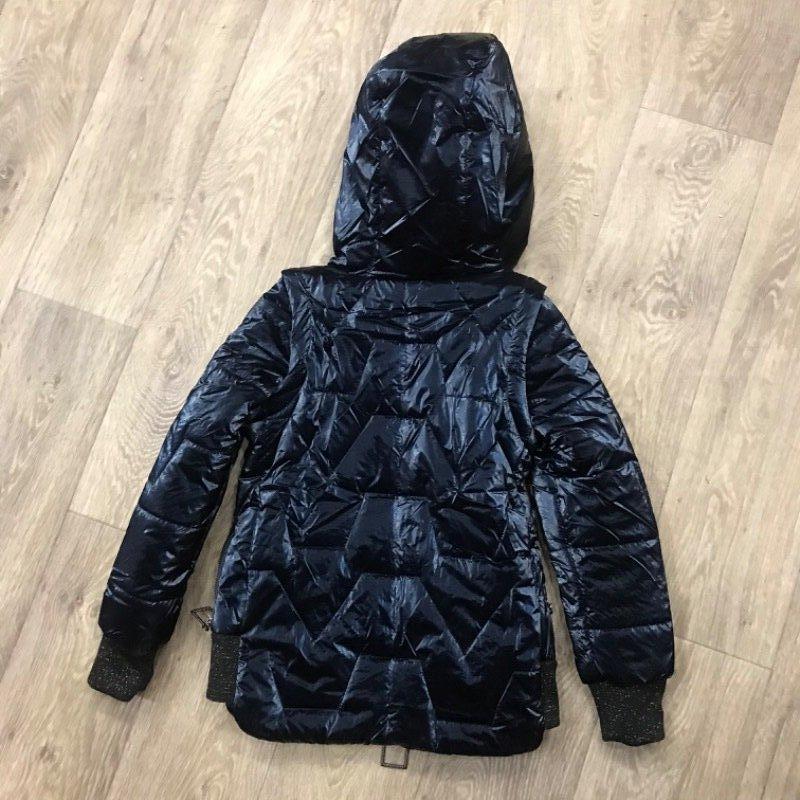 Весенняя новинка куртка жилет на девочку - Фото 2