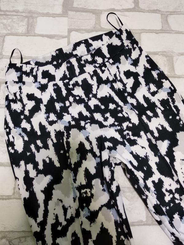Крутые штанишки ,плотный трикотаж р.10 - Фото 3