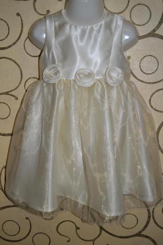 Платье нарядное на 3 года р.98-104