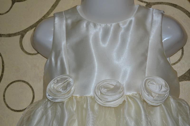 Платье нарядное на 3 года р.98-104 - Фото 2