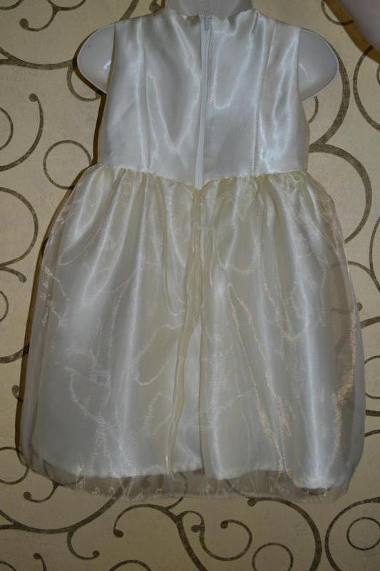 Платье нарядное на 3 года р.98-104 - Фото 3