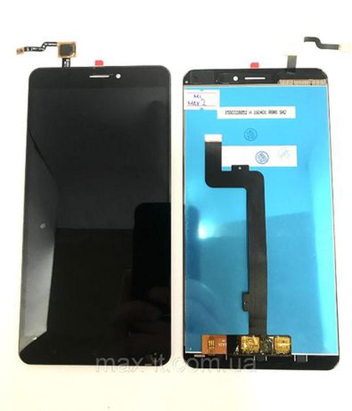 Xiaomi Mi Max 2 Модуль Екран Тачскрин Дисплей Сенсор