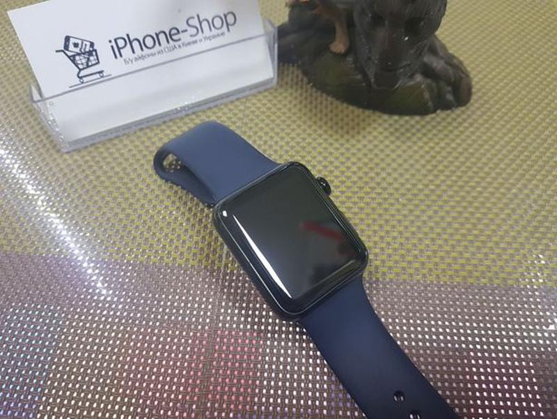 Apple Watch Series 1 42mm Black. Распродажа товарав.