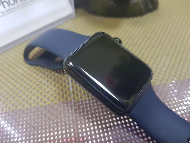 Apple Watch Series 1 42mm Black. Распродажа товарав. - Фото 2