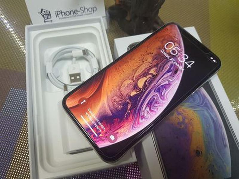 Apple iPhone Xs 64Gb. Silver ( neverlock ) Распродажа товарав.