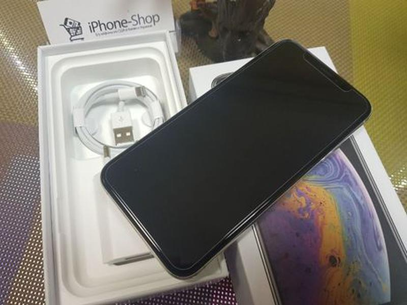 Apple iPhone Xs 64Gb. Silver ( neverlock ) Распродажа товарав. - Фото 2