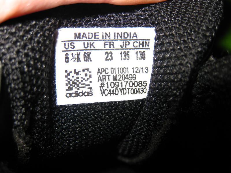 Кроссовки adidas,р.21-22 - Фото 8