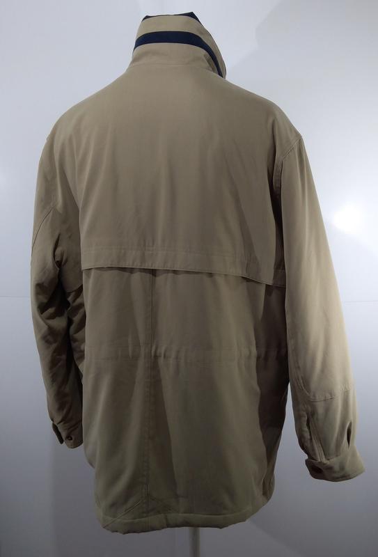Утепленная мужская куртка осень - зима размер 50 - Фото 3
