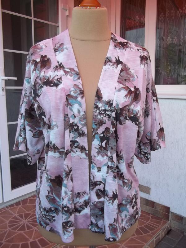 ( 50 / 52 р) dorothy perkins пиджак жакет накидка кардиган