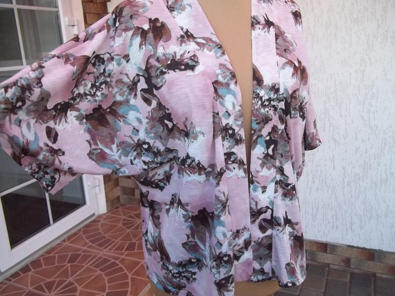 ( 50 / 52 р) dorothy perkins пиджак жакет накидка кардиган - Фото 3