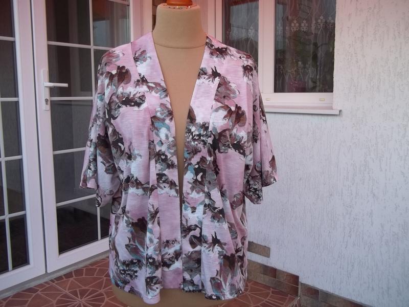 ( 50 / 52 р) dorothy perkins пиджак жакет накидка кардиган - Фото 4
