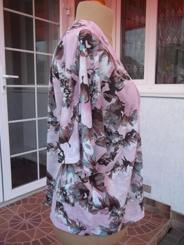 ( 50 / 52 р) dorothy perkins пиджак жакет накидка кардиган - Фото 6