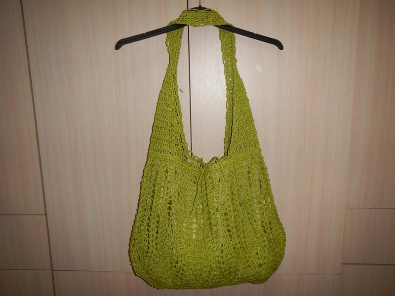 Пляжная сумка из соломки cappelli - Фото 3