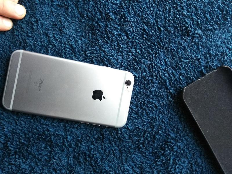 IPhone 6s Space Grey 32G - Фото 4