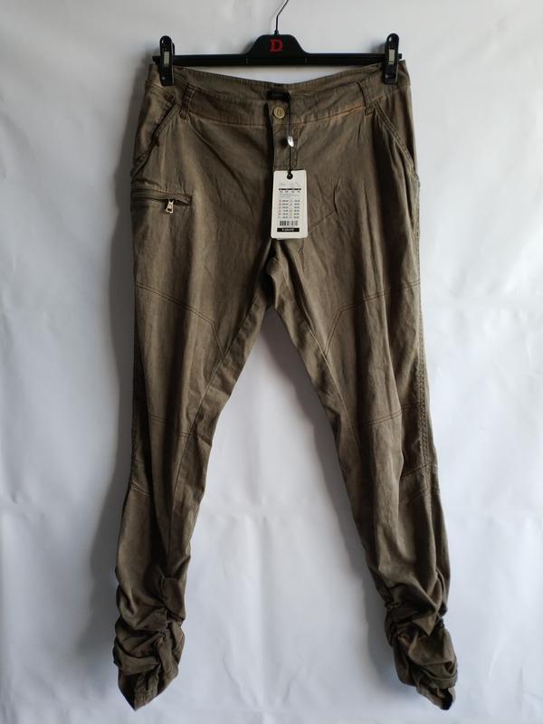 Женские брюки скинни датского  бренда b.young  сток из европы ... - Фото 2
