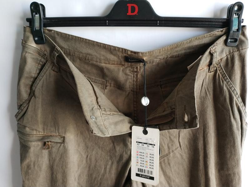 Женские брюки скинни датского  бренда b.young  сток из европы ... - Фото 4