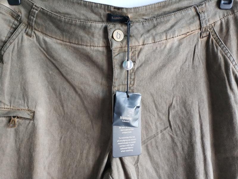 Женские брюки скинни датского  бренда b.young  сток из европы ... - Фото 5