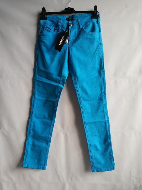 Женские  плотные  джинсы  французского бренда morgan  сток из ...