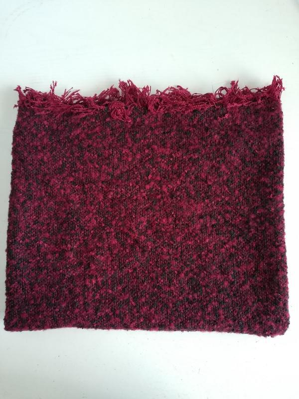 Тёплый мягкий женский платок голландского бренда c&a - Фото 3
