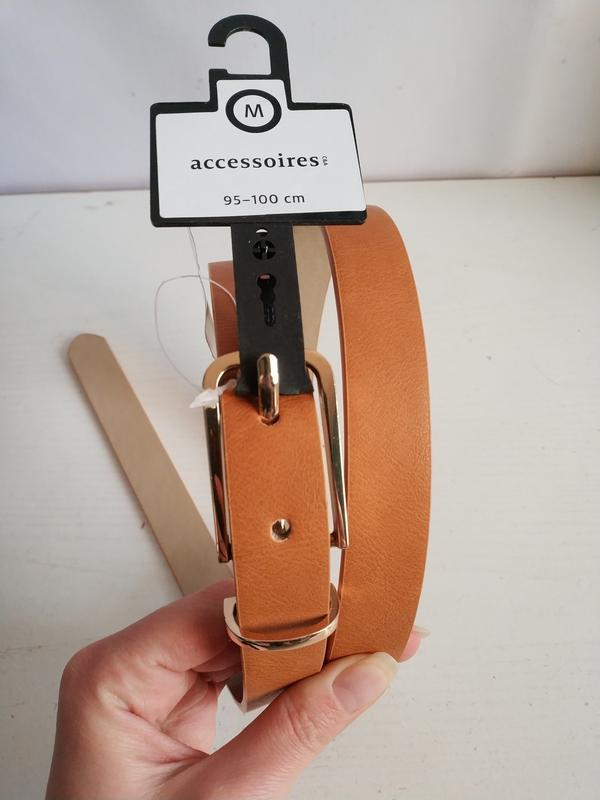 Женский ремень от accessoires c&a сток из европы - Фото 4