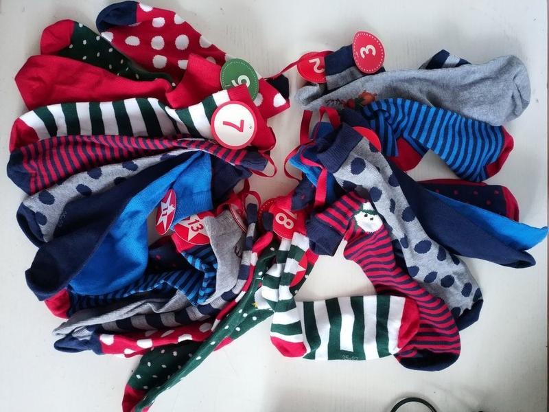 Подарочный набор женских носков носочков немецкого бренда tcm ... - Фото 2