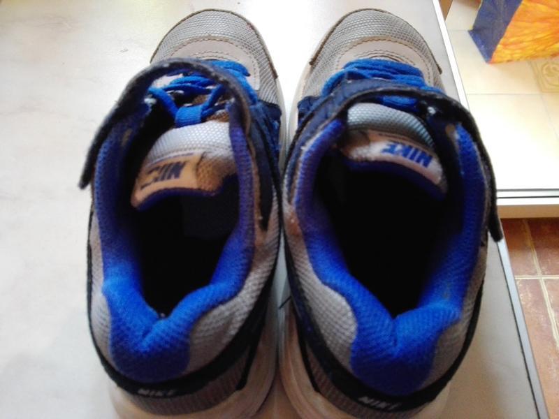 Кроссовки найк 30 размера, очень удобные и качественные - Фото 3
