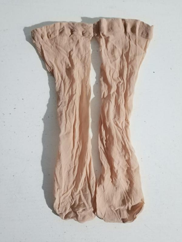 Капроновые носки носочки esmara,20 den,цвет бежевый, 35-38, це...