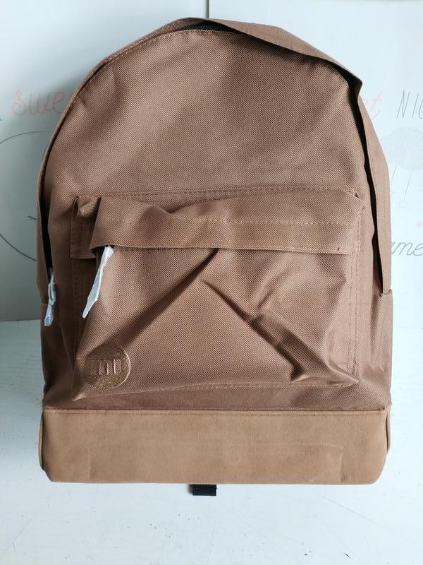 Рюкзак унисекс английского бренда mi-pac classic mocha 740001 a13 - Фото 3