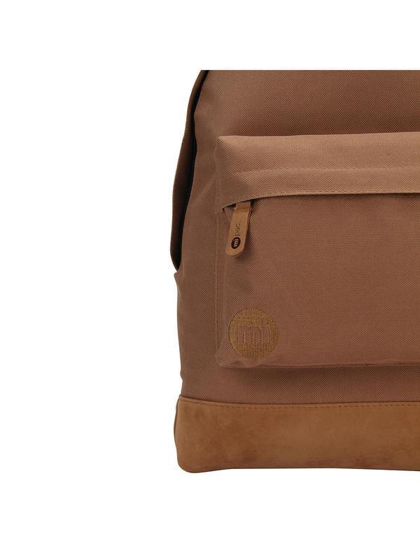 Рюкзак унисекс английского бренда mi-pac classic mocha 740001 a13 - Фото 6